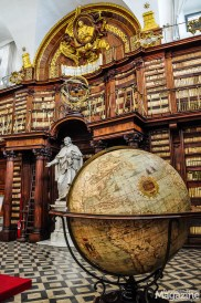 The library was inaugurated back in 1701