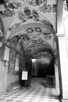 Entrance Archiginnasio
