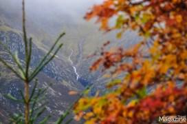The unforgiving massif of Creagan nan Gabhar, a prelude to Ben Nevis