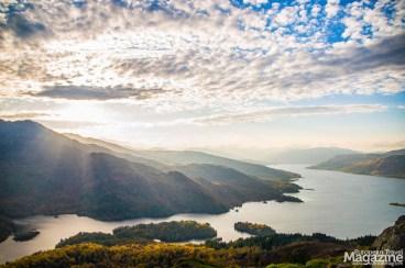 .. and Loch Katrine