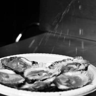 Galicia oyster portion _