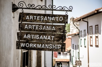Craftsmanship and tradition is very much alive in this far corner of Portugal