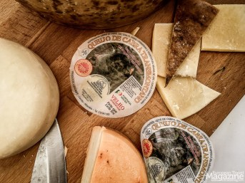 3 local cheeses