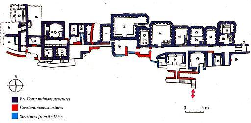 Wikimedia Commons: Mogadir - Pietro Zander; Fabbrica di San Pietro (Hrsg.): The Necropolis under St. Peter's Basilica in the Vatican.2010