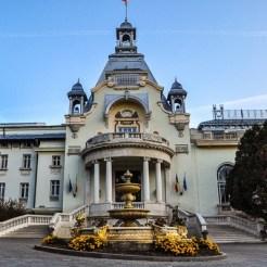 The wonderful Art Nouveau Casino