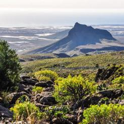 With this hike, you've left the jungle-green density of northern Gran Canaria in favour of a more desolate landscape
