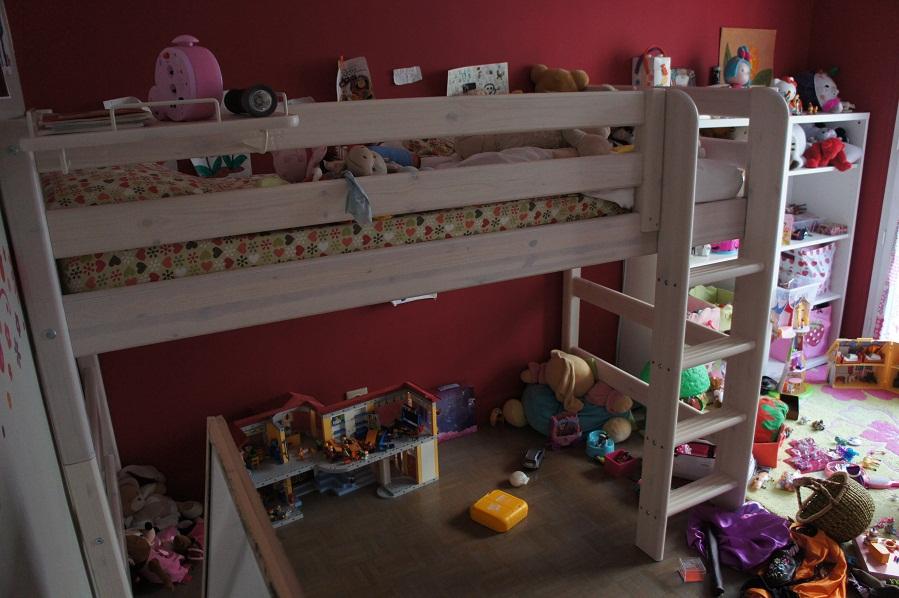 Lit Mezzanine Enfant 7 Ans Flexa E Zabel Blog Maman Paris