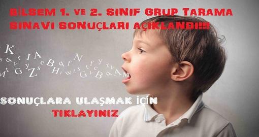 <!--:tr-->1. ve 2. Sınıflar BİLSEM Sonuçları <!--:-->
