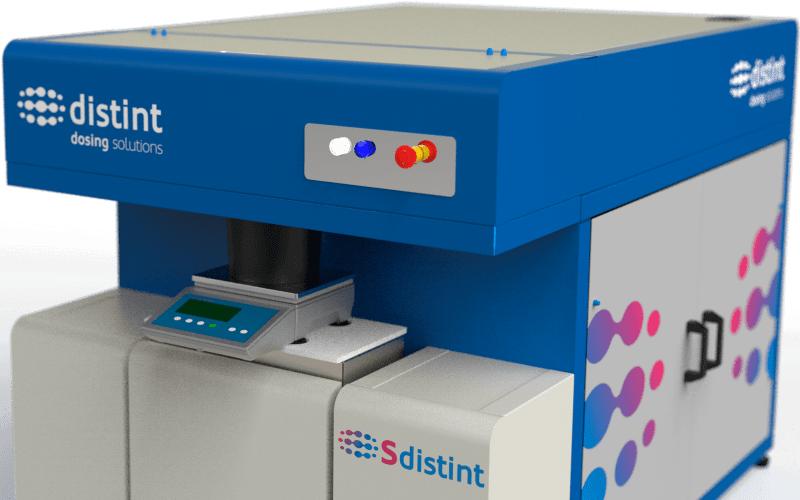 Distint - Dosificadores tinta Flexo 9