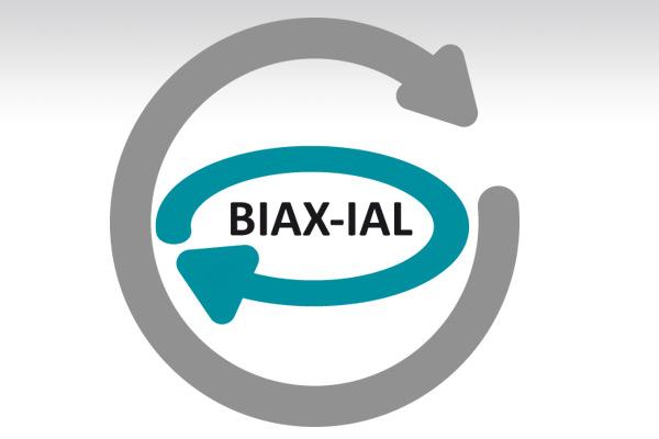mezcla biaxial
