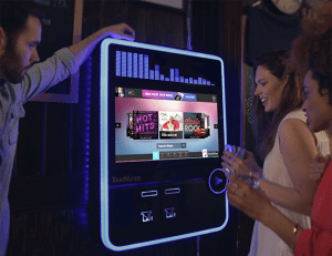 Touchtunes in Baltimore