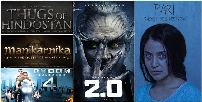 Upcoming Bollywood Movies 2018 and 2019