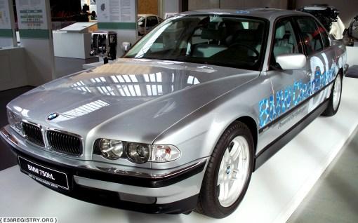 BMW – 750hL Prototype – DG50762