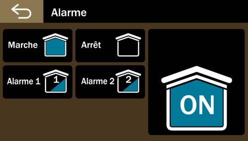 E3C Domotique : Alarmes