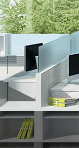 Interior design office furniture