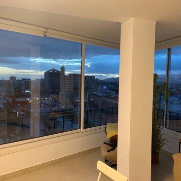 Reforma de vivienda ventanas de pvc centro Malaga