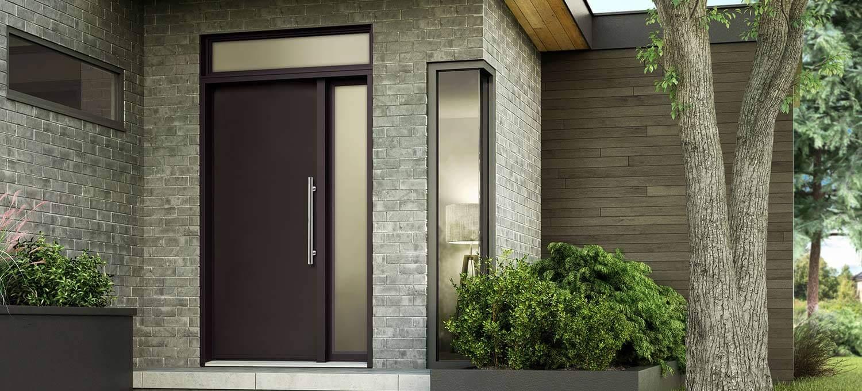 puerta zentrada