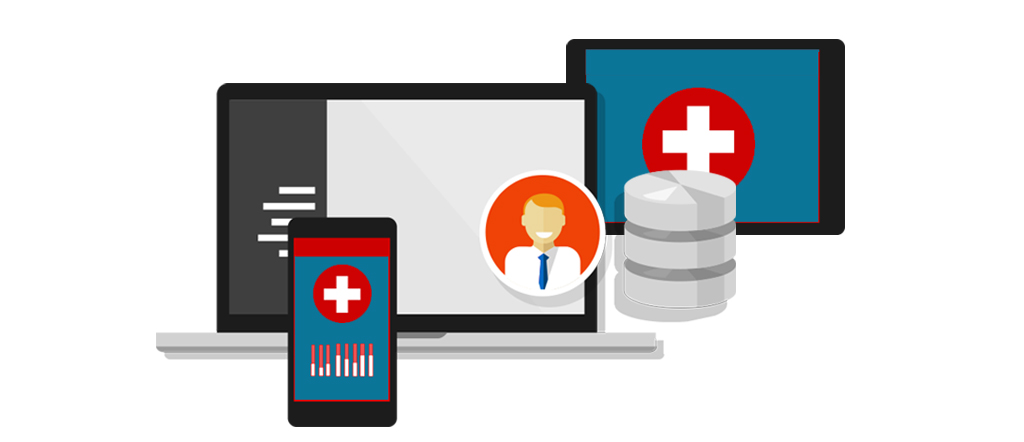 Patient Portal Services Icons