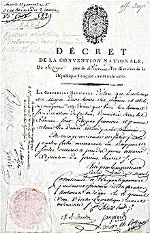 220px-Décret_n°_2262_Convention_nationale_Abolition_esclavage_AD_Bordeaux