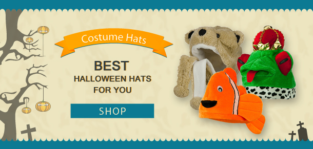 Costume Animal Hats