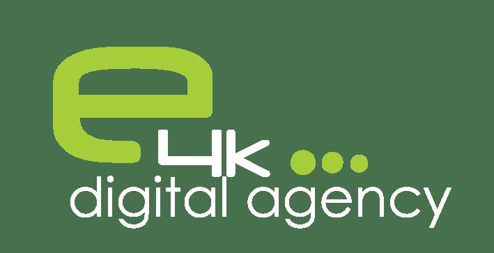 e4k Digital Agency Logo