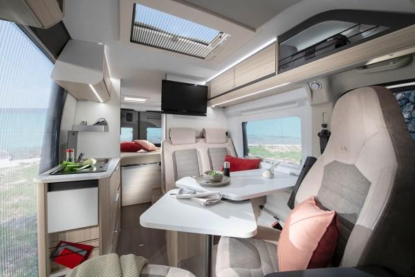 Adria Twin Axess 600 SP 2021