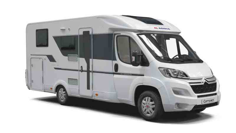 Adria Contact Axess SL