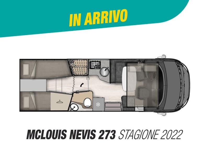 McLouis Nevis 273 stagione 2022
