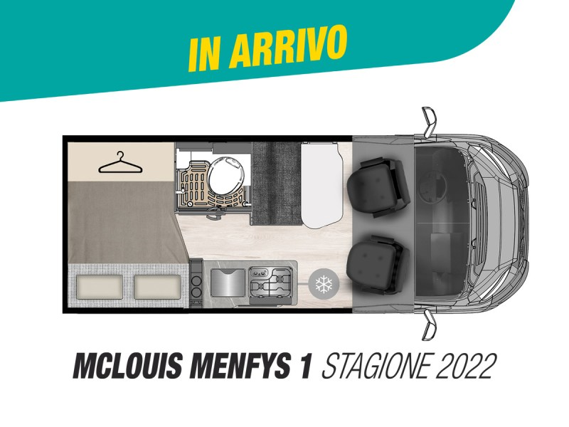 McLouis Menfys 1 stagione 2022