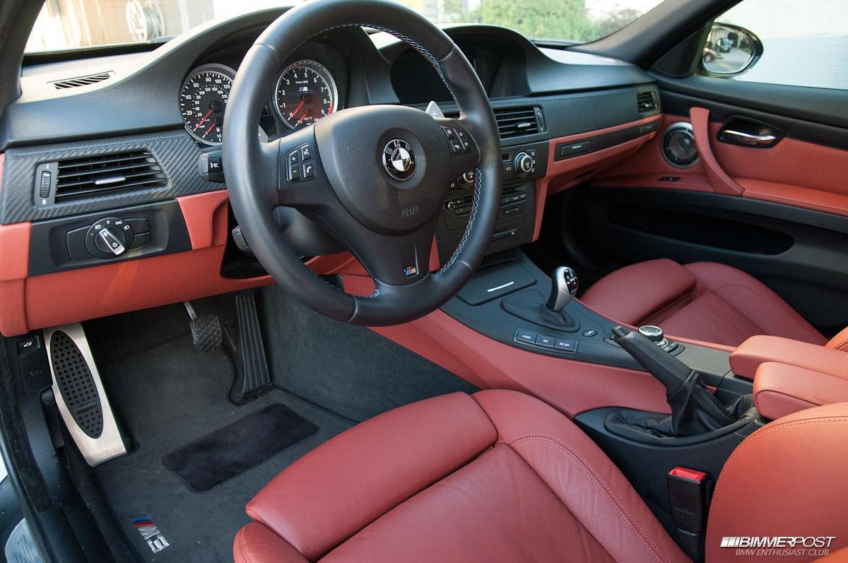 Neon01s 2009 BMW M3 Retired BIMMERPOST Garage