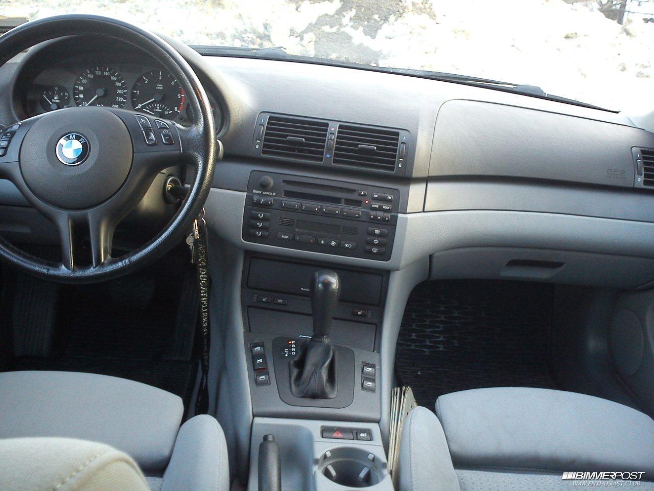 Amullos 2002 BMW 320d BIMMERPOST Garage