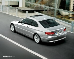 BMW E92 Coupe 335i