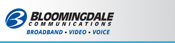 Link to Bloomingdale Communications, Inc.