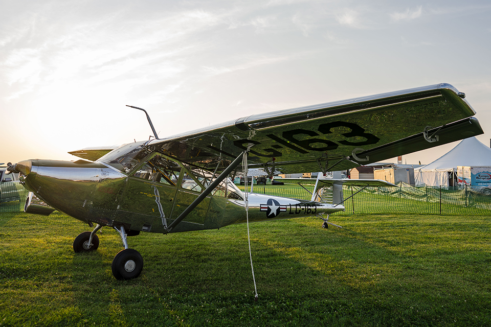 2021 AirVenture Lindy Awards Announced