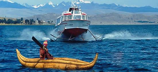 El Lago Titicaca el más alto lago navegable del mundo cuna del Imperio Inca