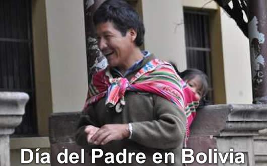 Día del Padre en Bolivia, 19 de Marzo
