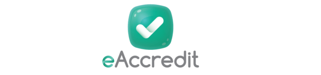 eAccredit Stage 1 Accreditation