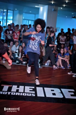 Cypher style - IBE 2013