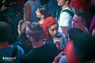 In tha crowd - IBE 2013