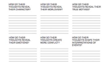 Creative Writing Worksheets | creative writing blog