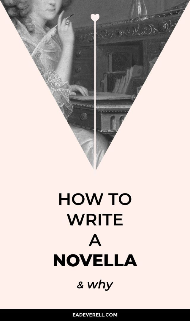 Novella Writing - A Quick & Complete Guide for Writers