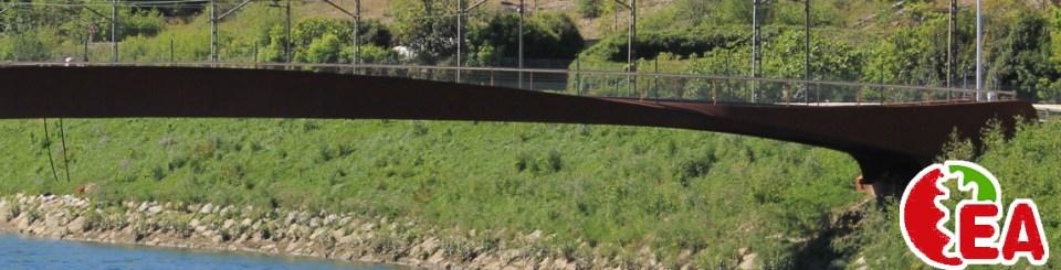 Puente en Martutene