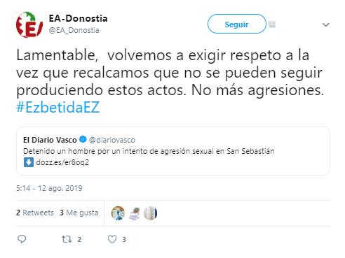 Twitter Eusko Alkartasuna
