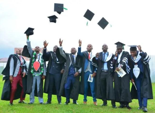 Mbarara University, MUST Graduation Lists 2018: First Draft