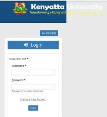 Kenyatta University, KUCCPS Student Portal: Portal.ku.ac.ke