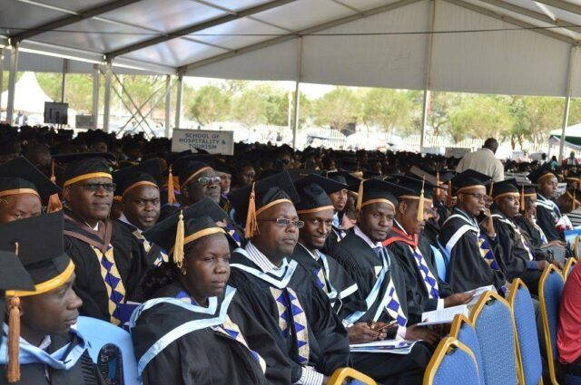 Kenyatta University, KUCCPS Cut Off Points
