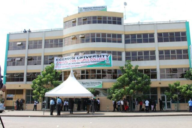 Egerton University, EU Admission and Application Forms: 2018/2019 How to Apply?
