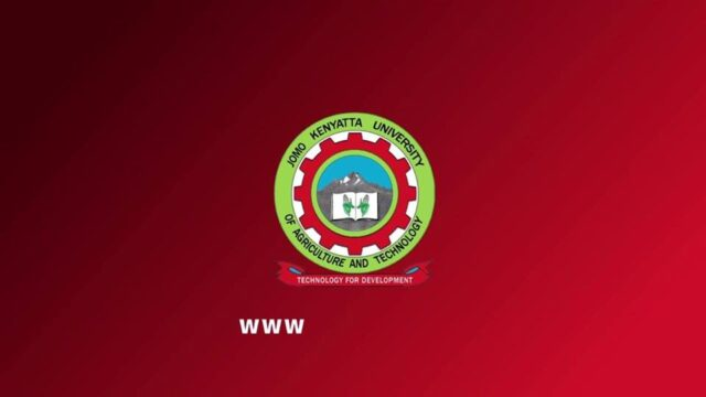Jomo Kenyatta University, JKUAT Admission list: September Intake 2018