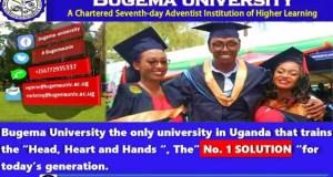 Bugema University, BUG Student Portal: erms.bugemauniv.ac.ug/student
