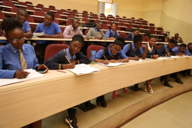 List of Courses Offered at ZCAS University, ZCAS: 2019/2020